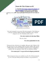 As principais frases de Ciro Gomes ao iG