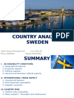 Country analysis - Sweden.pptx