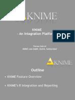 KNIME-R
