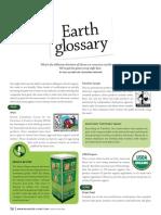 Earth Day Glossary