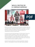 2016-03-11 Cambiaremos El Destino de Chihuahua- Enrique Serrano