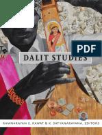 Dalit Studies edited by Ramnarayan S. Rawat and K. Satyanarayana