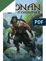 Howard, R. E. - Conan, El Cimmerio 6