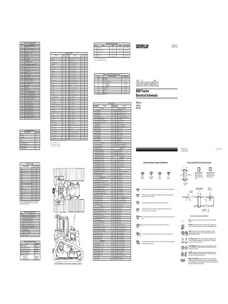 D6M.pdf | Electrical Connector | Transmission (Mechanics)