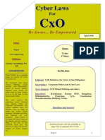 Issue-4 Cxo April 2010 Final