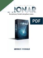 DRONAR Hybrid Module Manual