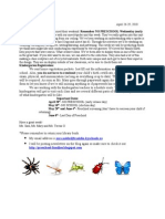 Insects and Spiders2