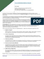0 TEM La Informacion en Las Organizaciones Actuales