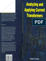 Analyzing Applying Current Transformers Stanley E Zocholl Ed SEL PDF