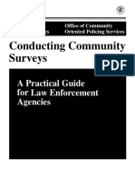 Practical Guide to Surveys