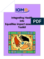 IOM Health & Equalities Impact Assessment Toolkit