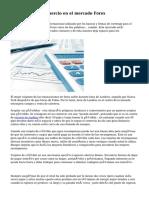 8 razones para comercio en el mercado Forex