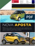 smart fortwo cabrio | Ensaio na revista FrontLine