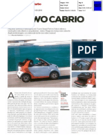 smart fortwo cabrio | Ensaio na revista Turbo