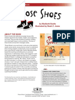 Those Shoes Teachers' Guide