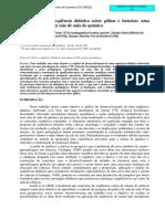 Analise de Uma Sequencia Didatica Sobre Pilhas e Baterias