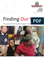 Finding Our Way Barnsley Report
