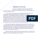 2004 - reflections on civic duty yom kippur sept  23