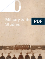 UBC Press Military and Security Studies 2010 catalogue