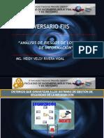 Análisis de Riesgos de Los Sistemas de Información