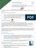 Contractura Muscular by Soluciones Fisioterapéuticas R&M