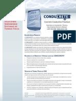 Conducrete Brochure (Espanol)