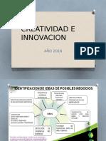 Creatividad e Innovacion -2016