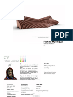 Richardmusinguzi Selected Portfolio&CV