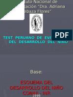TEST  PERUANO DE EVALUACIÓN DEL DESARROLLO DEL NIÑO - copia.ppt