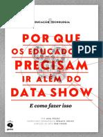 Alem Do Data Show - Ana Prado