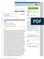Labor Migration, Drug Trafficking Organizations, And Drug Use Major Challenges