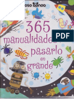 365 Manualidades Para Pasarlo en Grande