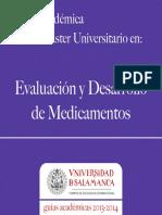 Diseno Obtencion Evaluacion Farmacos