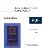 "C-Durkheim, E. (1982), ""Cap. IV y Cap. v. Pto III"", En"