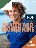 Discipline Guide Health Biomedicine