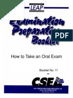 How to Take an Oral Exam.pdf