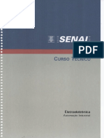 Senai - Curso Técnico Eletroeletrônica - Automação Industrial.