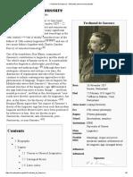 Ferdinand de Saussure - Wikipedia, The Free Encyclopedia