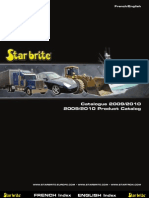 StarBrite Product Catalog 2009/2010 French/English