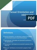Sexual Orientation 1