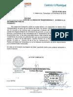 Contratación de Servicios - Convocatorias y Licitaciones