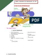 Proyecto de Aprendizajedia Del Libro