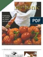 Spring Tonic 2010