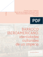 AA.vv. - BARROCO IBEROAMERICANO, Identidades Culturales de Un Imperio Vol2