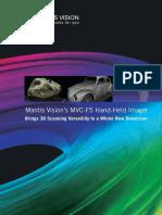 Mantis Vision F5