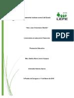 Manual Operativo Para El Diseño de Situaciones Didacticas Por Compettencias