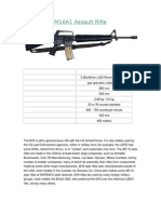 Colt M16A1 Assault Rifle
