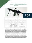 FN MINIMI 5 56 x 45mm Squad Automatic Weapon