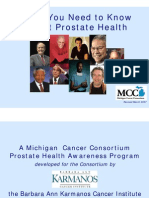 Prostate Cancer GENERAL-English