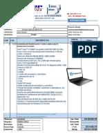Notebook HP 450 i7 5500U